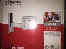 Wandhalter VFW 332 f. LCD-Bildschirme v. Vogel`s, Originalverpackung, NEU,Silber