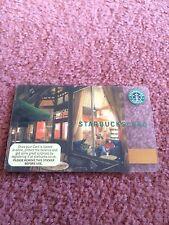 Starbucks Card Coffee Shop 2006 Unused Rare NO Credit included