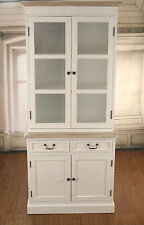 Ex-Display Kitchen Dresser French Provincial Display Unit Buffet and Hutch