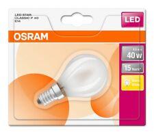 OSRAM STAR CLP40 LED Lampe E14 4,5W 470lm ersetzt 40W Licht