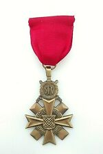 SCV Sons of Confederate Veterans award medal