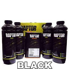 UPOL Raptor Tough Urethene Coating Truck Bed Liner in Black - Trailers - Boats