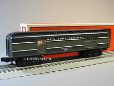 LIONEL NYC BABY MADISON BAGGAGE CAR O GAUGE train 6-81760 passenger 6-81761 NEW