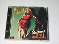 """MEAT LOAF """"WELCOME TO THE NEIGHBORHOOD"""" CD"""