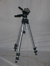 Bogen Manfrotto 3021/3020/055 tripod 3047 head w/ quick release REDUCED
