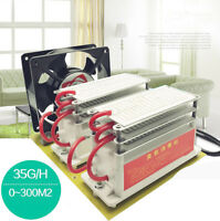 35g Ozone Generator Air Purifiers Commecial Ozone Disinfection Machine Household