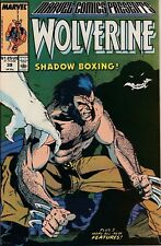Marvel Comics Presents No. 39 of 175, Wolverine (4 Stories) 1990 Fine