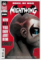 Nightwing #50 Once he was DC Comic 2nd Print 2018 unread NM