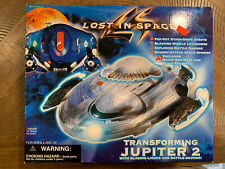 SEALED MIB VTG 1997 LOST IN SPACE TRANSFORMING JUPITER 2 TOY TRENDMASTERS
