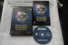 CHAMPIONSHIP MANAGER SEASON 00/01 PC-CD FAST POST ( football management sim )
