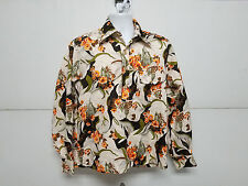 The Wind Skin Pullover Shirt Long Sleeve Loud Ugly Surf Sail Shirt Vintage 80's