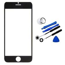 Front Outer Screen Glass Lens Replacement Part Black For iPhone 5/5c/5s+Tools US