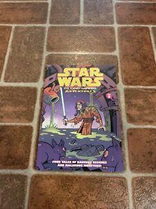 Star Wars The Clone Wars Adventures Volume 9 Comic Book Graphic Novel Dark Horse