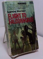 Flight to Falconhurst  by Lance Horner