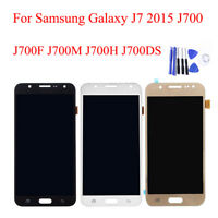 J7 2015 SM-J700 For Samsung OEM Touch Screen Digitizer LCD Display Assembly