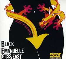 BLACK EMANUELLE GOES EAST - COMPLETE SCORE - LIMITED EDITION - NICO FIDENCO