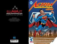 ACTION COMICS #1000 George Perez Variant Summit Exclusive
