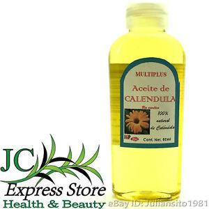 CALENDULA OIL FOR FACIAL BODY CAPILLARY MASSAGE ACEITE DE CALENDULA PARA MASAJE