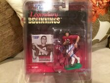 JOE NAMATH AUTHENTIC SIGNED ALABAMA BEGINNINGS STARTING LINE-UP      JSA COA