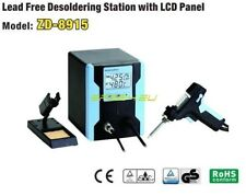 NEW Desoldering Station ZD-8915 90W Quick and Lead Free NO ESD 230V EUROPE VER.
