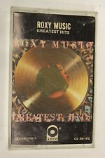 Roxy Music Greatest Hits by Roxy Music (Audio Cassette)