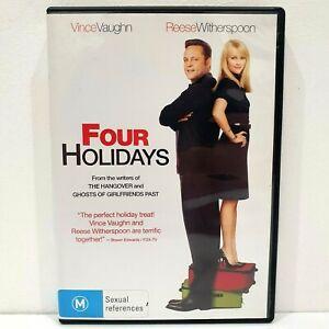 Four Holidays / Four Christmases (DVD, 2009)