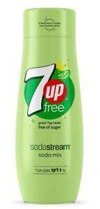 SodaStream - 7UP Free Syrup - 440ml