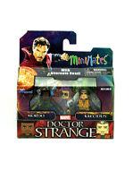 Marvel Minimates Mordo & Kaecilius Dr. Strange Movie Figures Series 70 New