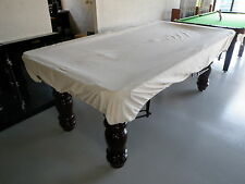 "Pool Snooker Billiard Table Cover (Fitted CALICO) 7' x 3'6""TABLE RRP $99.90"
