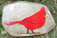 Bird Stone 1, Stepping Stone, Concrete Mold, plastic mold, cement, plaster