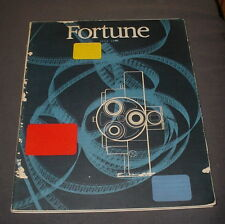 RARE FORTUNE JULY 1948 CHARLES DAVIS BELL & HOWELL H & C GENERAL MOTORS