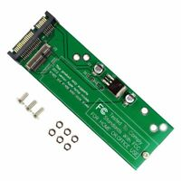 Adapter Card to SATA for 2012 Apple MacBook Air A1465 A1466 SSD X3G9
