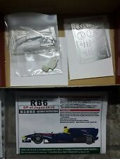 Studio27 1/20 Red Bull RB6 Japan GP Transkit