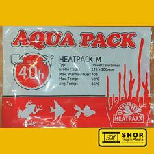 18 Heatpack 40h Aqua Pack Heat Pack Wärmekissen Taschenwärmer - Made in Germany
