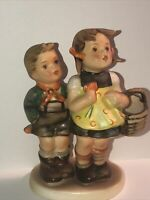 "Rare HUMMEL GOEBEL  Figurine ""To Market"" 49 3/0 TMK-2,Full Bee,Preowned"
