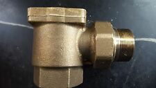 """Powers Series LFSH1430 xp master tempering valve 2"""" check valve assembly New"""