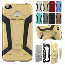 For Xiaomi Redmi Note 4X Phone Case Shockproof Hybrid Military Armor Back Cover