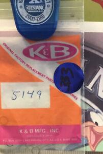 Vintage Rc K&B 5149 Piston Wrist Pin NewInPack 🇺🇸 Shipped