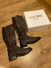 Womens Brown Boots size 4 (37) Brand New in Box