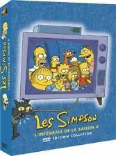 Les Simpson - Coffret intégral de la Saison 4 - FOX PATHE edition collector dvd