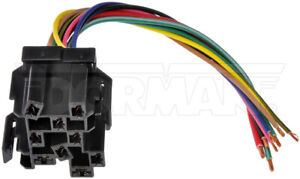 Dorman 645-938 Head Lamp Switch Connector For Select 90-96 Dodge Models