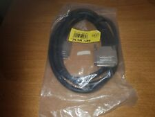 2m 2 Metre Ultra 68 male to Ultra 68 male VHDCI SCSI Moulded Cable Lead scsi-5