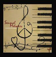 Damien Escobar - Sensual Melodies, Audio Cd New