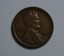One Cent United States of America Coin 1935 Münze TOP! (H5)
