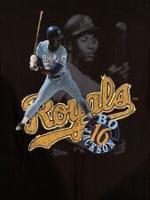 Vintage Bo Jackson T Shirt Salem Baseball Royals SIZE X-Large