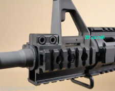Tactical Weaver Picatinny 20mm Tri-Rail Barrel mount For Rifle scope Lights
