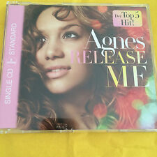 Release Me, Agnes, Single Audio CD