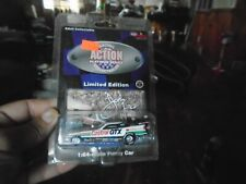 John Force 1:64  1993 Action Oldsmobile Funny Car Nhra Diecast Jolly Rancher
