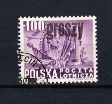 Polen Briefmarken 1950 Groszy Aufdruck T21 Verfassung der USA Mi.Nr. 618