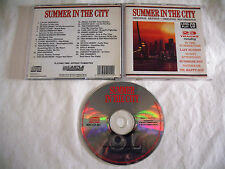 VARIOUS  Summer In The City  CD